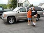 2002 GMC Denali XL May 2012 -