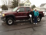 2002 GMC Sierra 2500 HD Feb 2012 -