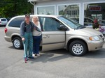 2002 Grand Carvan June 2012 -
