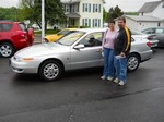 2002 Saturn LS200 May 2012 -