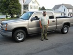 2003 Chevy 1500HD August 2012 -