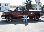 2003 Chevy 2500HD April 2012 -