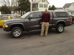 2003 Dakota Quad cab 4x4 Jan 2012 -