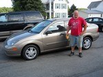 2003 Ford Focus July 2012 -