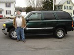 2003 GMC Yukon 4x4 Feb 2012 -