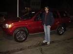 2003 Jeep Overland Jan 2012 -