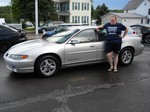2003 Pontiac Grand Prix SE June 2012 -