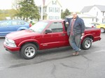 2003 S10 Ext Cab 4x2 April 2012 -