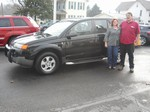 2003 Saturn Vue AWD December 2012 -