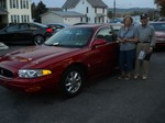 2004 Buick Lesabre Limited October 2012 -