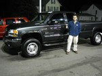2004 GMC 2500HD Duramax Diesel 4x4 November 2012 -