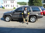 2004 Jeep Grand Cher August 2012 -