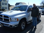 2004 Ram 1500 Hemi 4x4 March 2012 -