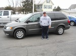 2004 Town and Country Platinum Feb 2012 -