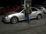 2005 Cadillac STS AWD November 2012 -