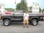 2005 Chevy 2500HD Duramax Diesel 4x4 July 2012 -