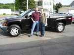 2005 Colorado Z71 4x4 June 2012 -