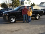 2005 Dakota Quad Cab 4x4 Feb 2012 -