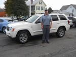 2005 Jeep Grand Cher. Hemi Limited 4x4 October 2012 -