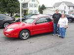 2005 Pontiac Sunfire Coupe October 2012 -