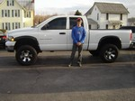 2005 Ram 2500 Lifted Diesel Jan 2012 -