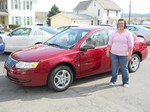 2005 Saturn Ion 2 Sedan March 2012 -