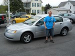 2005 Saturn Ion April 2012 -
