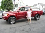 2005 Toyota Tundra Limited 4x4 June 2012 -