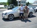 2006 Cadillac CTS Custom May 2012 -