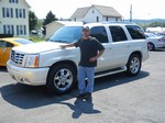 2006 Cadillac Escalade AWD Aug 2012 -