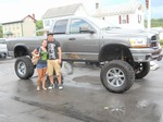 2006 Dodge Ram 2500 4x4 July 2012 -
