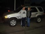 2006 Ford Escape 4x4 Feb 2012 -