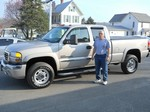2006 GMC 2500 Duramax March 2012 -