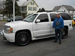 2006 GMC Yukon Denali April 2012 -