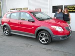 2006 Pontiac Vibe AWD March 2012 -