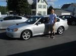 2006 Subaru Legacy GT June 2012 -