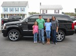 2007 Cadillac Escalade AWD September 2012 -