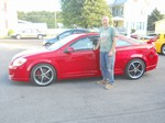 2007 Chevy Cobalt SS Supercharged September 2012 -