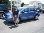 2007 Dodge Caliber R/T AWD July 2012 -