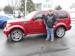 2007 Dodge Nitro R/T AWD Feb 2012 -