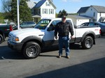 2007 Ford Ranger FX4 Level 2 April 2012 -