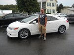 2007 Honda Civic SI September 2012 -