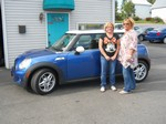 2007 Mini Cooper S Turbocharged September 2012 -