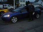2007 Pontiac G6 GT Jan 2012 -