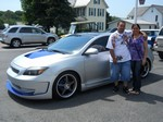 2007 Scion T/C Custom June 2012 -