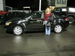 2008 Ford Focus SE Feb 2012 -