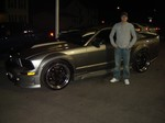 2008 Ford Mustang GT Elenor Feb 2012 -