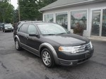 2008 Ford Taurus AWD September 2012 -