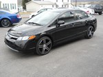 2008 Honda Civic EX Custom March 2012 -