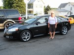 2008 Pontiac GXP Sedan July 2012 -